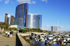 Bahía de San Diego Foto de archivo