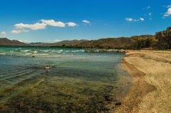 Bahía de Santa Elena Imagenes de archivo