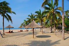 Bahía de Sanya Fotografía de archivo libre de regalías