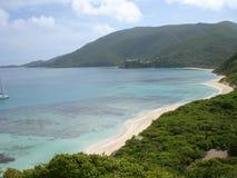 Bahía de Savanah, del Caribe Fotografía de archivo libre de regalías
