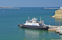 Bahía de Sevastopol 2014 Foto de archivo