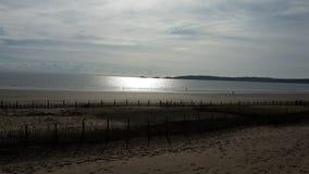Bahía de Swansea Imagen de archivo