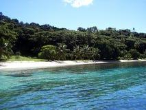 Bahía de Taveuni Imágenes de archivo libres de regalías