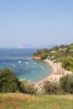 Bahía de Troulos Imagenes de archivo