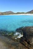 Bahía de Turqoise Fotografía de archivo libre de regalías