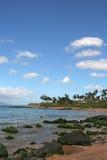 Bahía de Ulua, vertical Fotos de archivo
