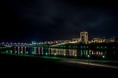 Bahía de Volga Imagen de archivo libre de regalías