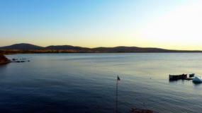 Bahía de Vromos Fotografía de archivo libre de regalías