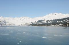 Bahía de Yakutat foto de archivo libre de regalías