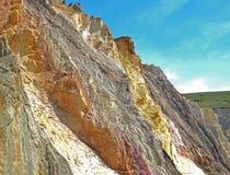 Bahía del alumbre Imagen de archivo