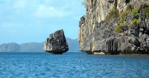 Bahía del EL Nido Fotografía de archivo