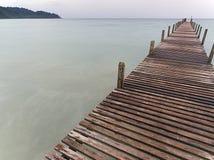 Bahía del kood de la KOH en Tailandia imagenes de archivo