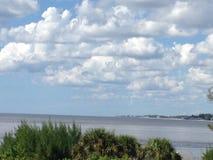 Bahía del limón Foto de archivo