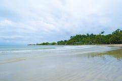Bahía del mar Fotos de archivo
