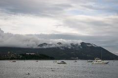 Bahía del mar imagen de archivo