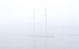 Bahía del océano fotografía de archivo
