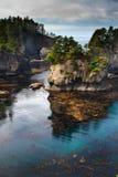 Bahía del pirata Imágenes de archivo libres de regalías