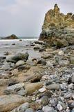 Bahía del St Inés Fotos de archivo libres de regalías