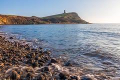 Bahía Dorset de Kimmeridge Imagen de archivo libre de regalías