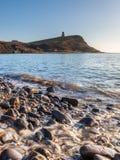 Bahía Dorset de Kimmeridge Fotos de archivo