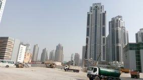 Bahía Dubai del negocio Fotos de archivo libres de regalías