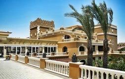 Bahía Egipto Hurghada de Makadi del hotel de Sunwing Imagen de archivo libre de regalías