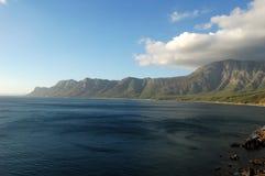 Bahía falsa, Suráfrica Foto de archivo libre de regalías