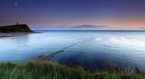 Bahía Inglaterra de Kimmeridge imagen de archivo libre de regalías