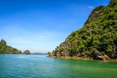 Bahía larga de la ha Foto de archivo libre de regalías