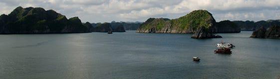 Bahía larga de la ha Imagen de archivo