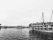 Bahía larga de la ha Fotos de archivo libres de regalías
