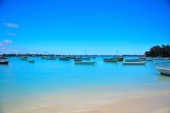 Bahía magnífica Foto de archivo libre de regalías