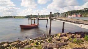 Bahía pintoresca Imagenes de archivo