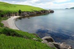 Bahía pintoresca Foto de archivo libre de regalías