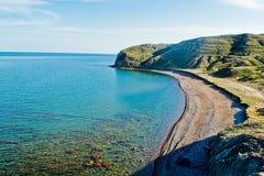 Bahía reservada del mar Fotografía de archivo libre de regalías