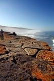 Bahía rocosa Fotografía de archivo libre de regalías