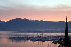 Bahía Turquía de Fethiye Imagen de archivo libre de regalías