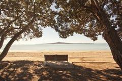 Bahías de Auckland en Nueva Zelanda imagen de archivo libre de regalías
