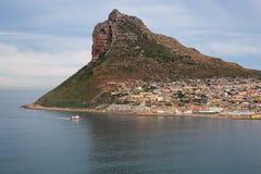 Bah?a de Hout, Western Cape, Sur?frica foto de archivo libre de regalías
