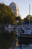 baha ι wilmette ναών Στοκ φωτογραφίες με δικαίωμα ελεύθερης χρήσης