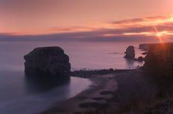 Bahía de Marsden Foto de archivo libre de regalías