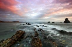Bahía de Mupe Fotografía de archivo libre de regalías