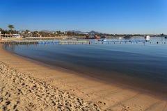 Bahía de Naama en Sharm El Sheikh Imagen de archivo