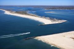 Bahía de Shinnecock, Nueva York. Fotografía de archivo libre de regalías