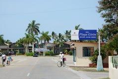 Bahía del hotel de los cerdos Foto de archivo libre de regalías
