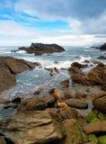 Bahía del ovillo Foto de archivo
