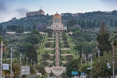 Free Baha I Holy Places In Haifa And The Western Galilee. Travel Photo Royalty Free Stock Photo - 206420855
