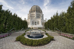 Baha'i House of Worship Royalty Free Stock Photos