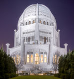 Baha'i Temple, Chicago Royalty Free Stock Photo