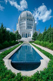 Baha'i Temple House of Worship. In Wilmette, IL, North Shore, Chicago Royalty Free Stock Photos